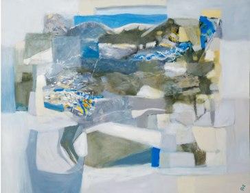 Omar Gatica, óleo, 100 x 140 cm, 2006
